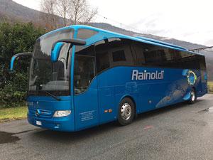 MERCEDES TOURISMO 55+1 esterno