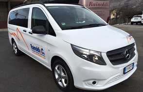 MERCEDES VITO 119 TOURER SELECT 4X4 esterno