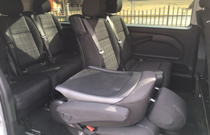 MERCEDES VITO 119 TOURER SELECT 4X4 internal