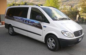 Mercedes Vito 115 CDI esterno