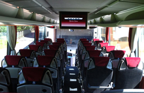 Setra 415 GT-HD internal